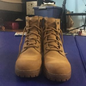 Skechers Steal Toe Work Boots